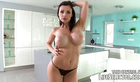 כלבה צעירה מזדיינת עם בר סרטי סקס חינם לצפייה ישירה במטבח